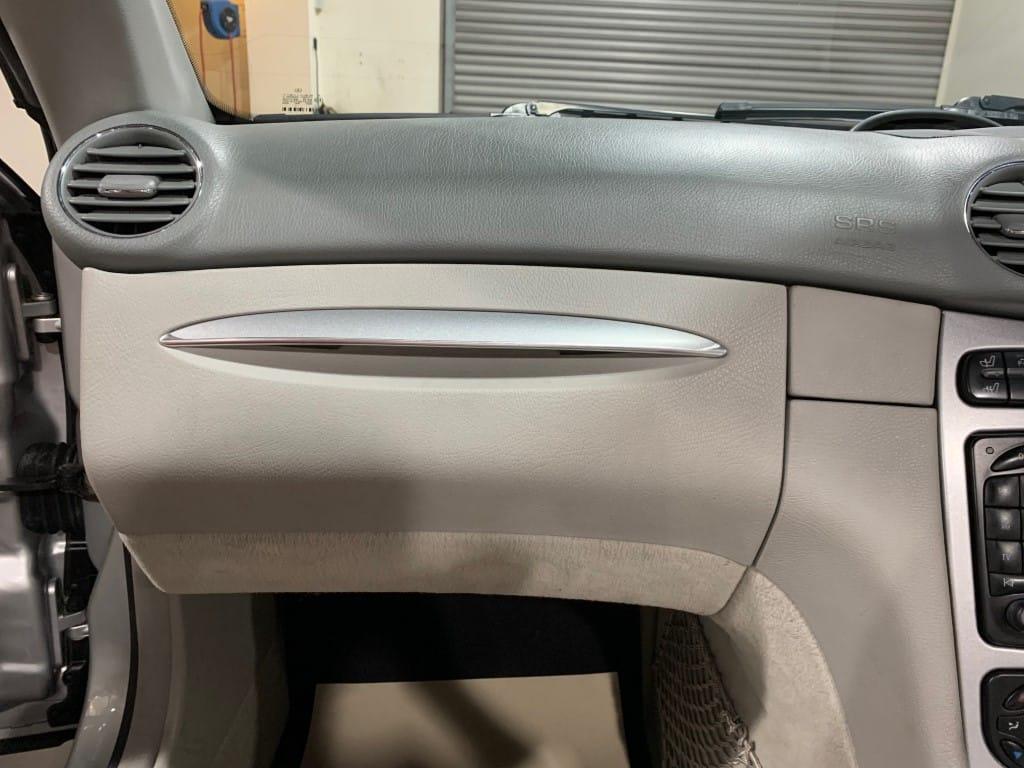 Mercedes CLK55 AMG