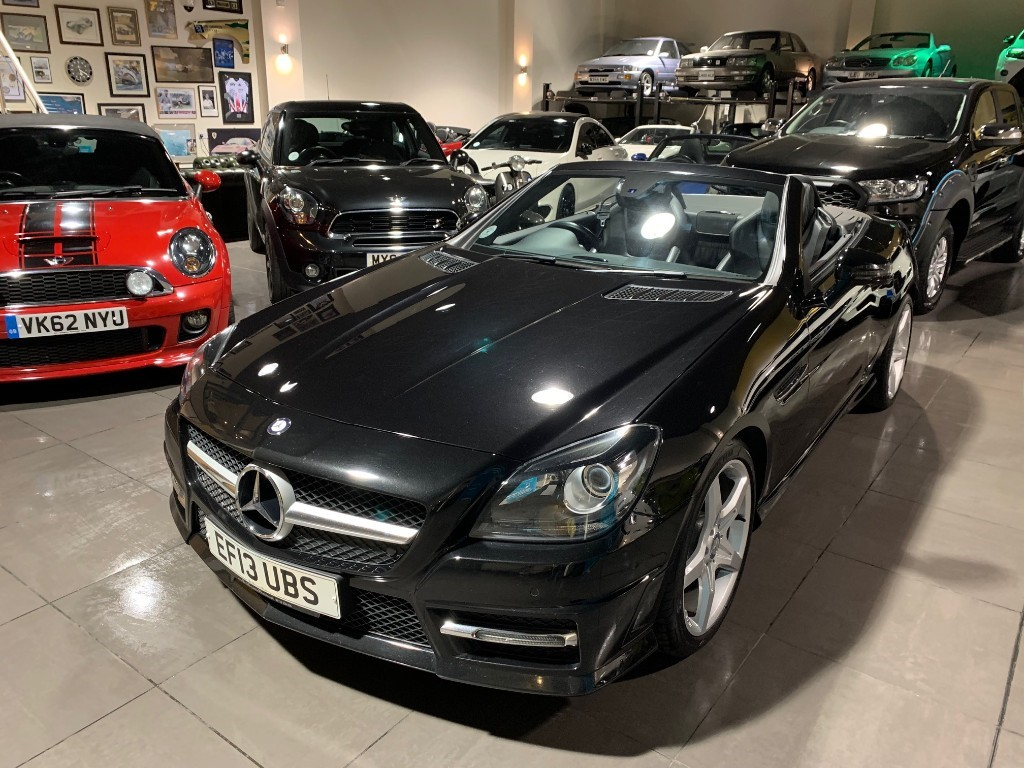 Mercedes SLK250d