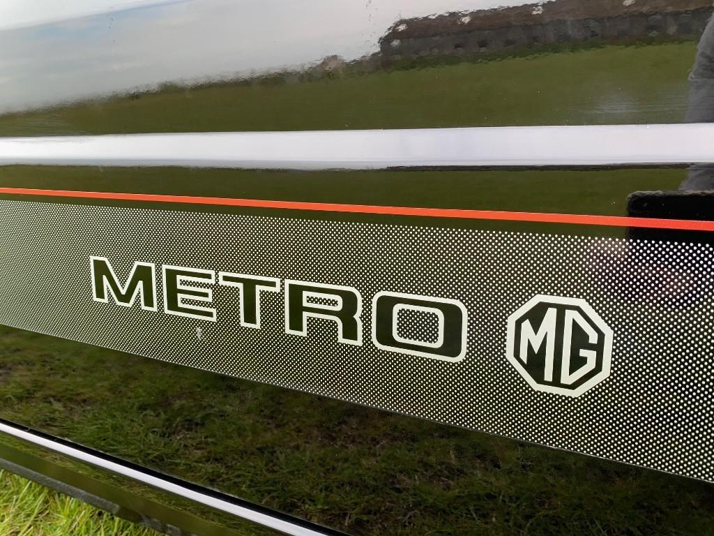 MG Metro