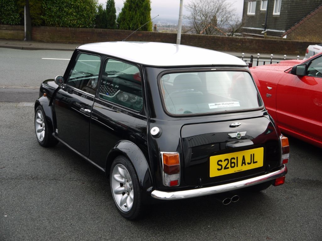 used rover mini for sale skelmersdale lancashire. Black Bedroom Furniture Sets. Home Design Ideas