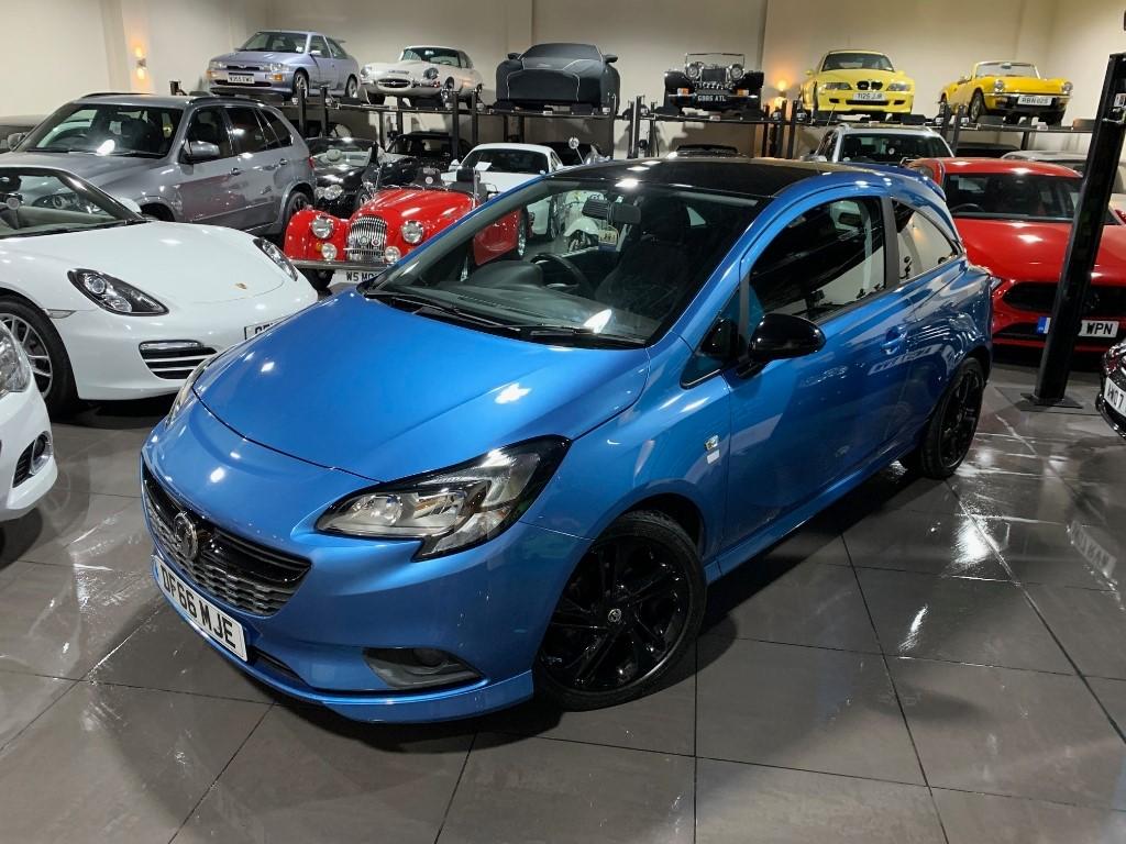 Vauxhall Corsa