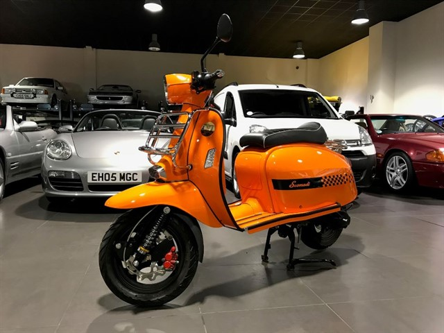 Lambretta Unlisted