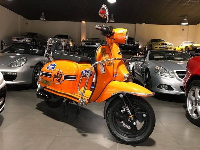 Lambretta GP125