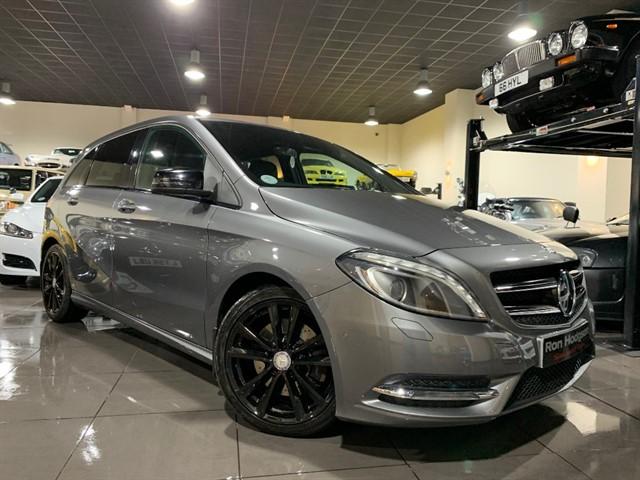 Mercedes B220
