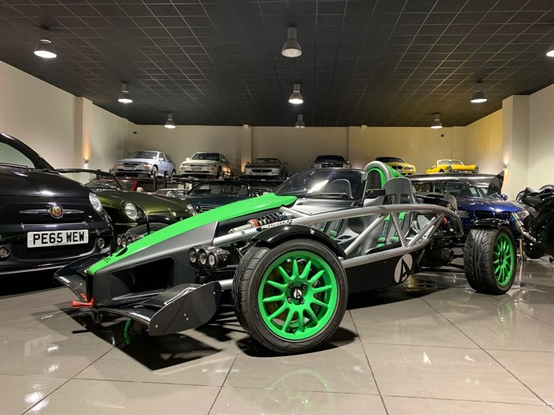 used Ariel Atom 3 Sold Delivering To Exeter in lancashire