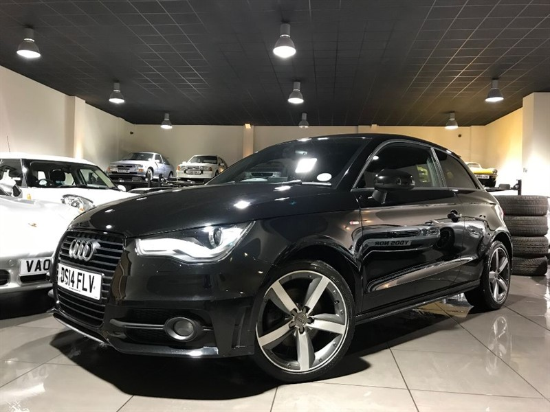 used Audi A1 TFSI S LINE STYLE EDITION in lancashire
