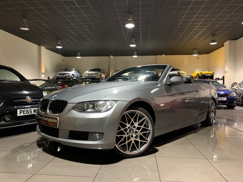 used BMW 325i SE SAT NAV HEATED SEATS LEATHER 19INCH ALLOYS in lancashire