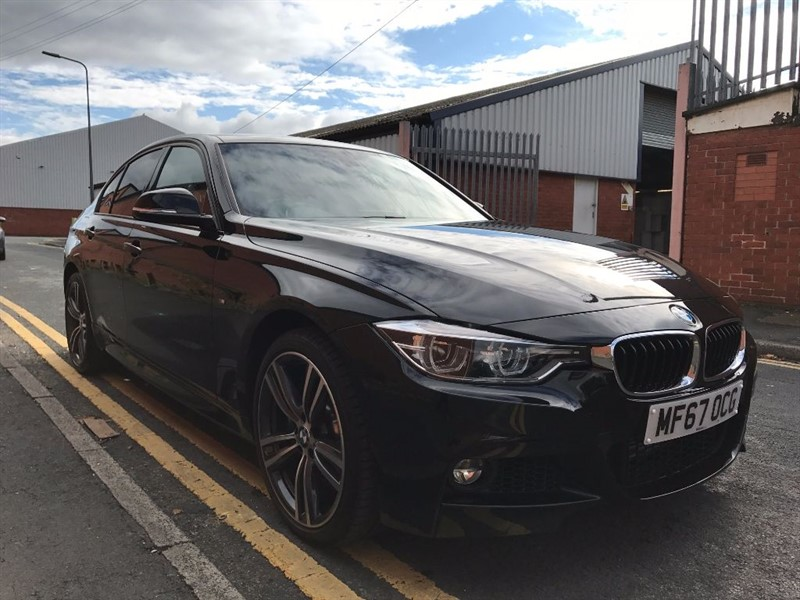 used BMW 335d XDRIVE M SPORT PLUS PACK in lancashire