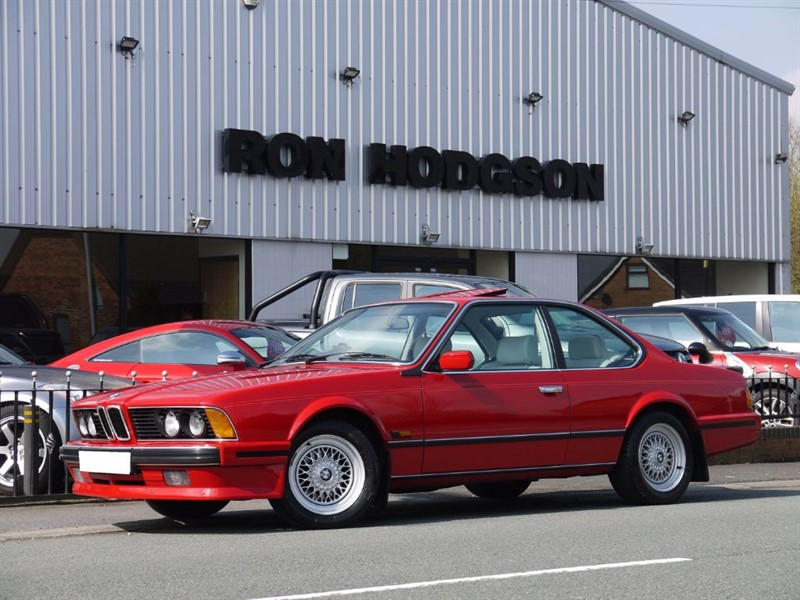 used BMW 635 CSI Highline Only 58,000 Miles! in lancashire