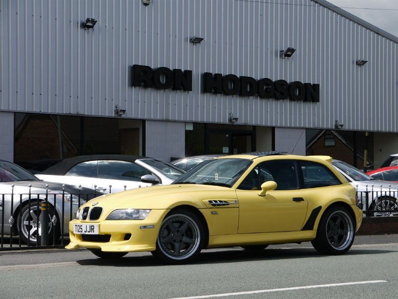used BMW M Coupe Z3M Coupe with AC Schnitzer Body Kit in lancashire