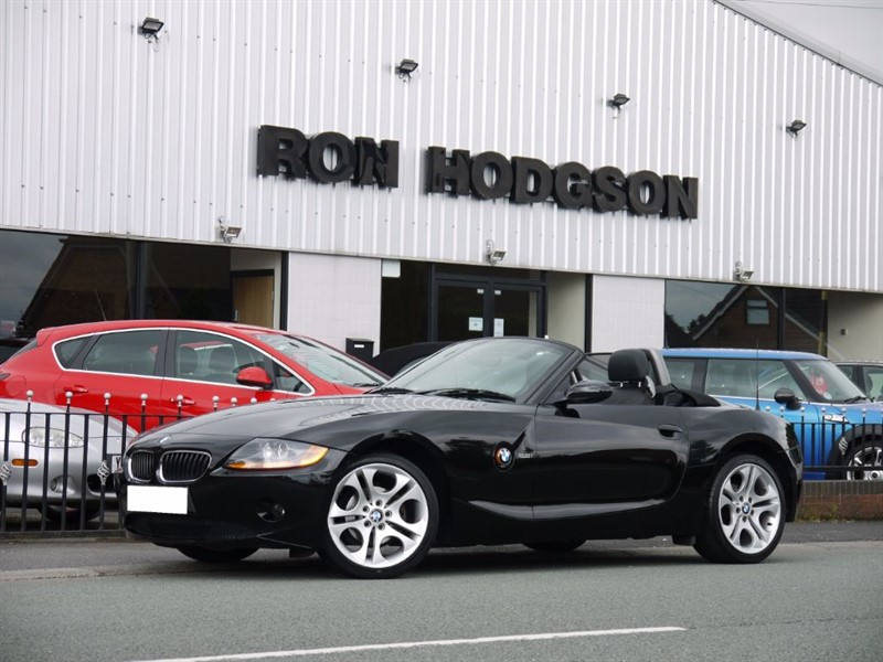 used BMW Z4 SE ROADSTER LEATHER HEATED SEATS in lancashire