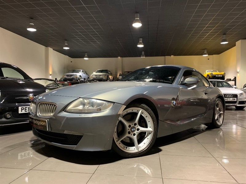 used BMW Z4 SI SPORT COUPE STRATUS GREY RED LEATHER HEATED SEATS 18INCH ALLOYS in lancashire