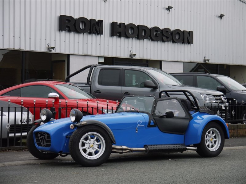 used Caterham Super Seven 2.0 ZETEC LIVE AXLE in lancashire