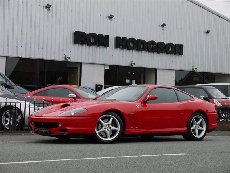 used Ferrari 550 MARANELLO ONLY 16,000 MILES! in lancashire
