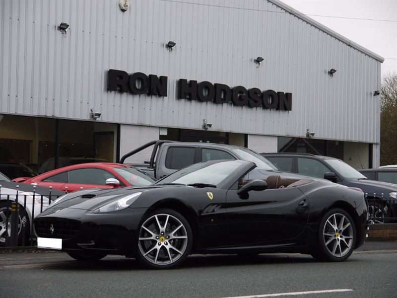 used Ferrari California 2 PLUS 2 F1 in lancashire