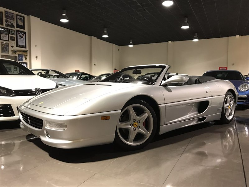 used Ferrari F355 Spider F1 in lancashire