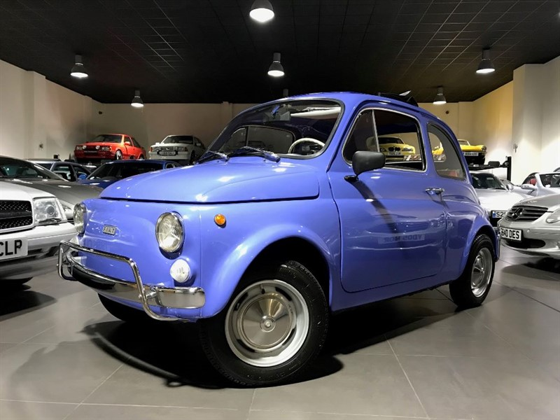 used Fiat 500L Fully Restored Classic Car in lancashire