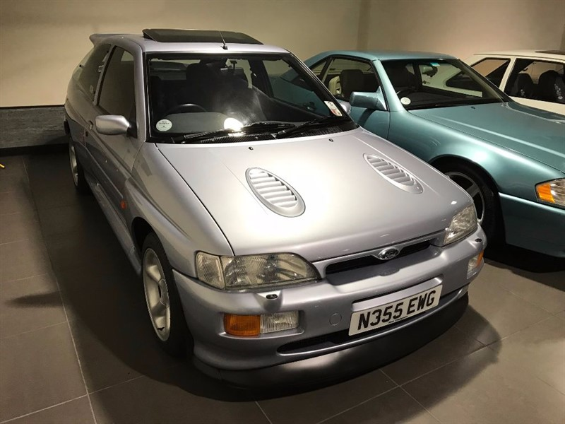 used Ford Escort RS COSWORTH in lancashire