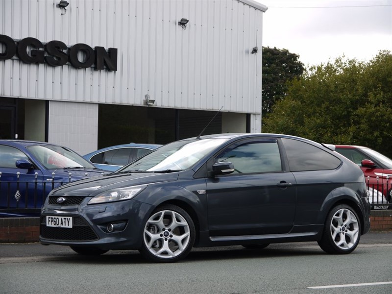 used Ford Focus ST-3 with Climate Control in lancashire