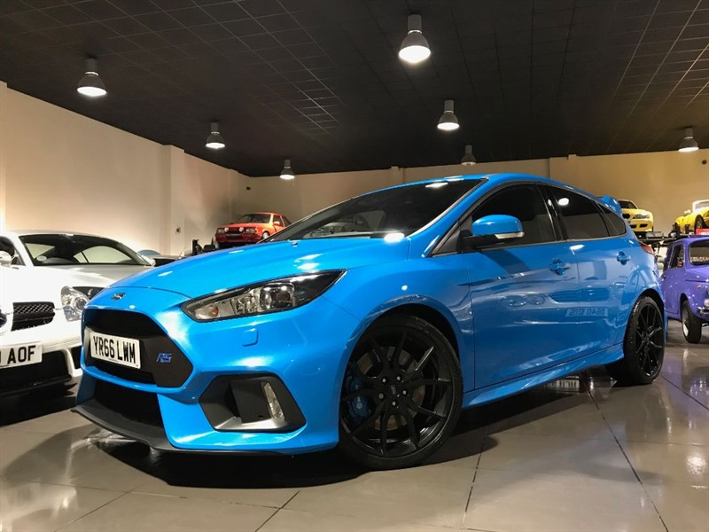 used Ford Focus RS MK3 MOUNTUNE 375 UPGRADE SUN ROOF MILLTEK EXHAUST in lancashire