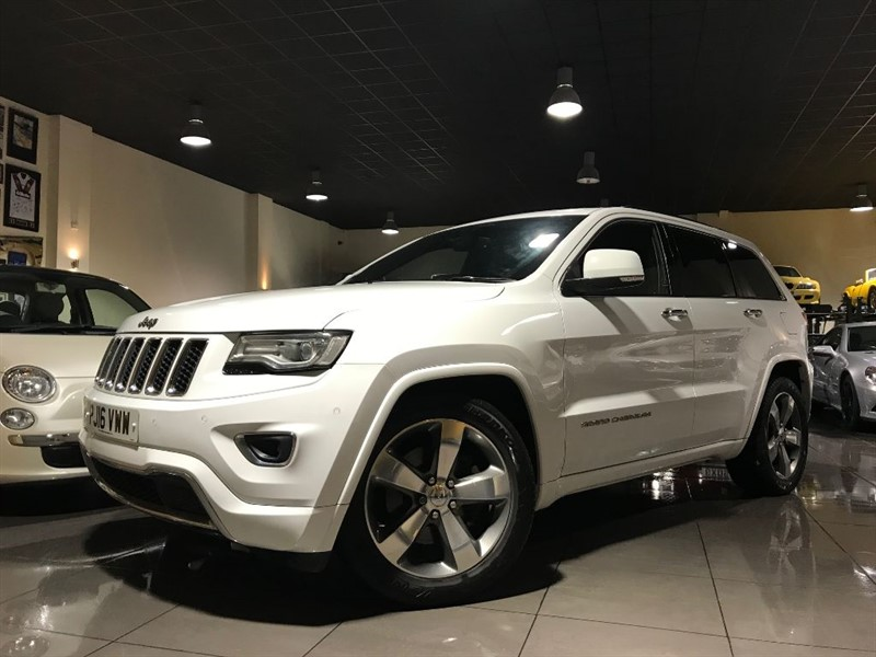 used Jeep Grand Cherokee Sold Delivering to Skelmersdale in lancashire