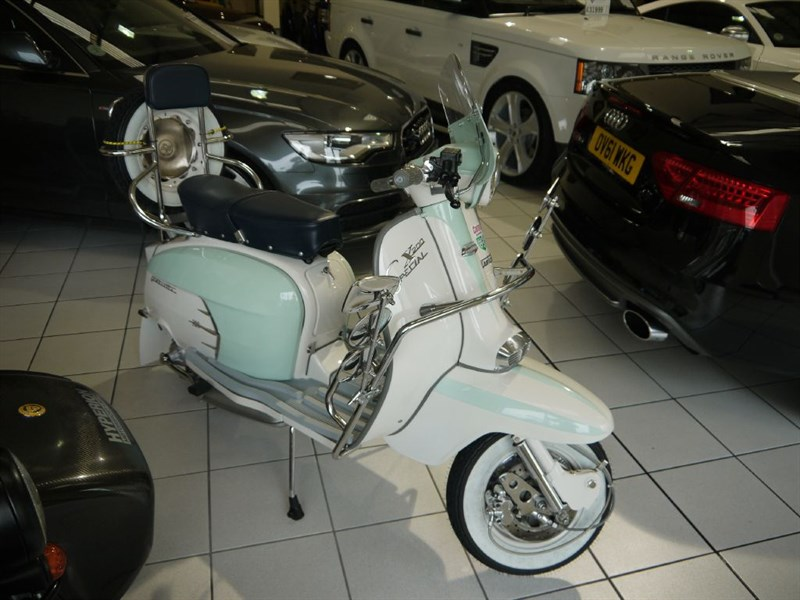 Lambretta SX200 for sale
