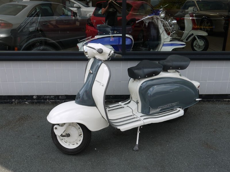 used Lambretta  SERIES 2 LI 125 Italian Scooter in lancashire