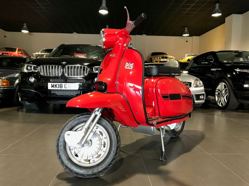 Lambretta GP150 for sale