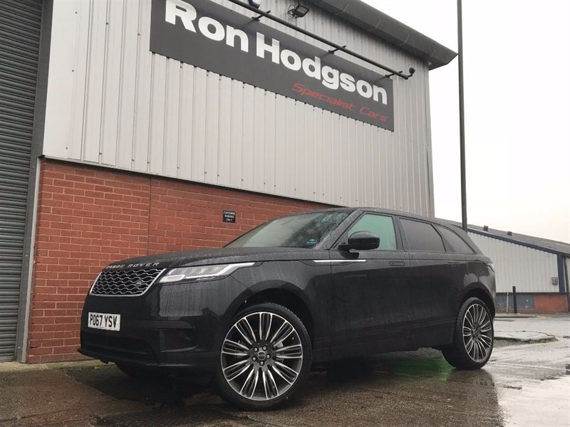 used Land Rover Range Rover Velar CORE PAN ROOF 22INCH WHEELS in lancashire