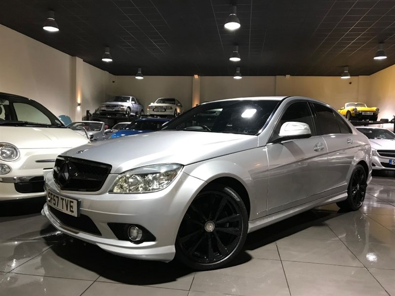 used Mercedes C180 Sold Delivering To Darwin in lancashire
