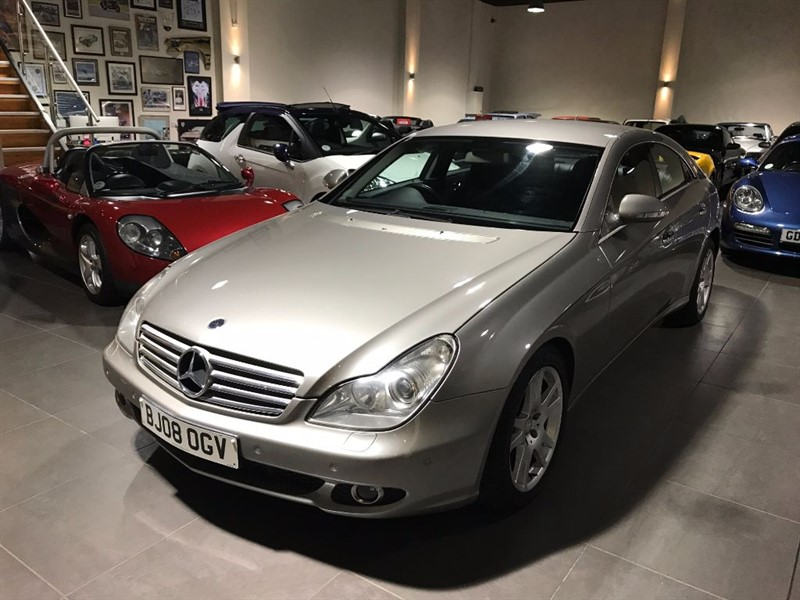 used Mercedes CLS CLS320 CDI in lancashire