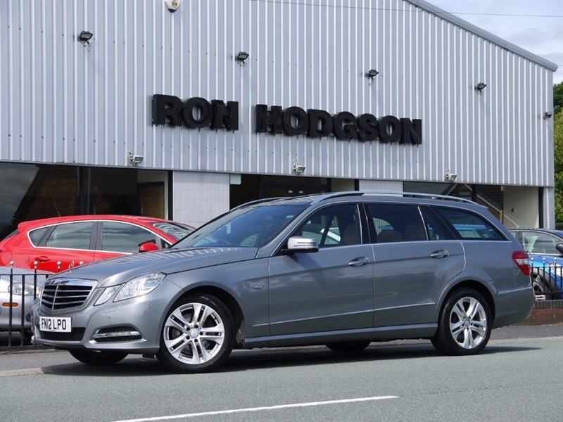 used Mercedes E250 CDI BLUEEFFICIENCY S/S AVANTGARDE PAN ROOF HEATED SEATS in lancashire