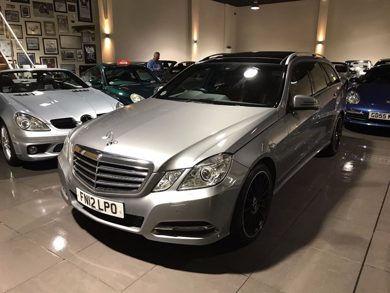 used Mercedes E250 CDI BLUEEFFICIENCY S/S AVANTGARDE PAN ROOF HEATED SEATS in lancashire