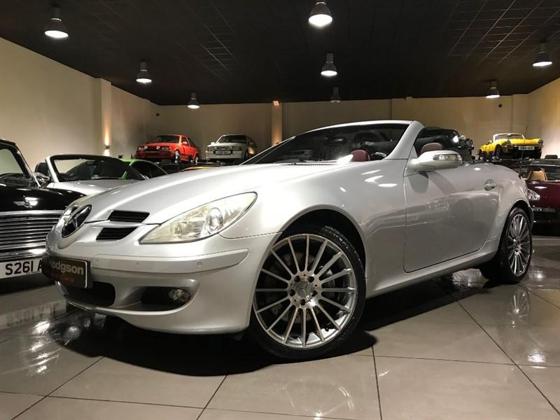 used Mercedes SLK Sold Delivering To Wigan in lancashire