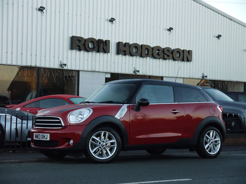 used MINI Paceman COOPER D Sold Delivering To Aughton in lancashire