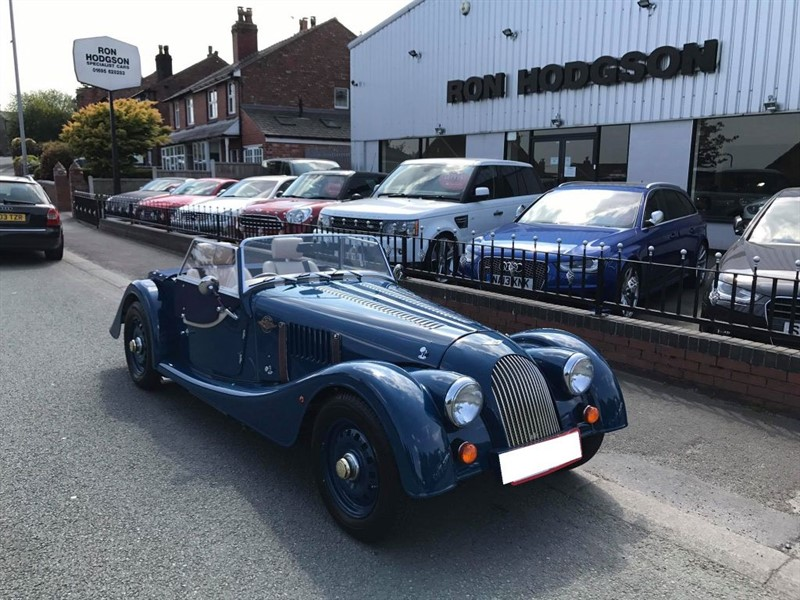 used Morgan Plus 4 4/4 ROADSTER WANTED! in lancashire