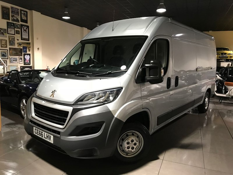 used Peugeot Boxer Sold Delivering To Nantwich in lancashire