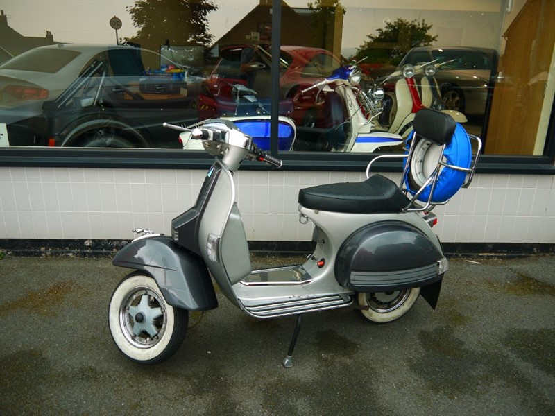 used Piaggio Vespa VESPA PX 125E DISC BRAKE in lancashire
