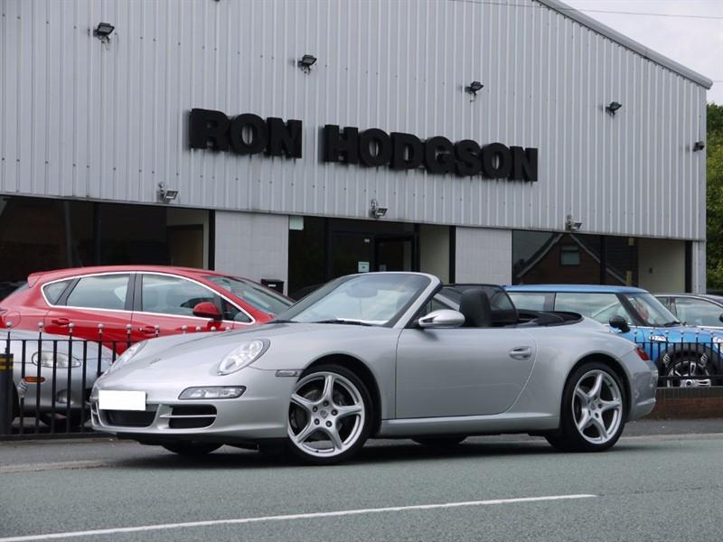used Porsche 911 CARRERA 2 BOSE SAT NAV 19INCH ALLOYS in lancashire