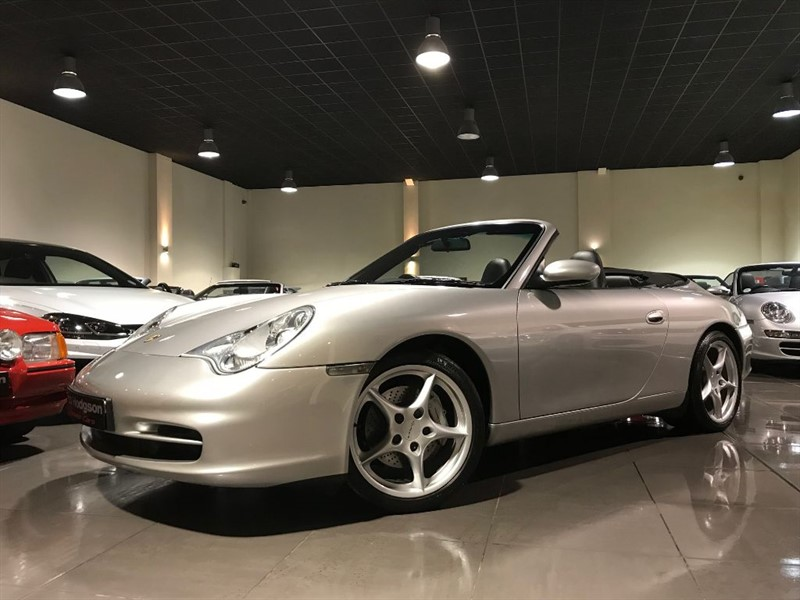 used Porsche 911 CARRERA 4 996 WITH BOSE in lancashire