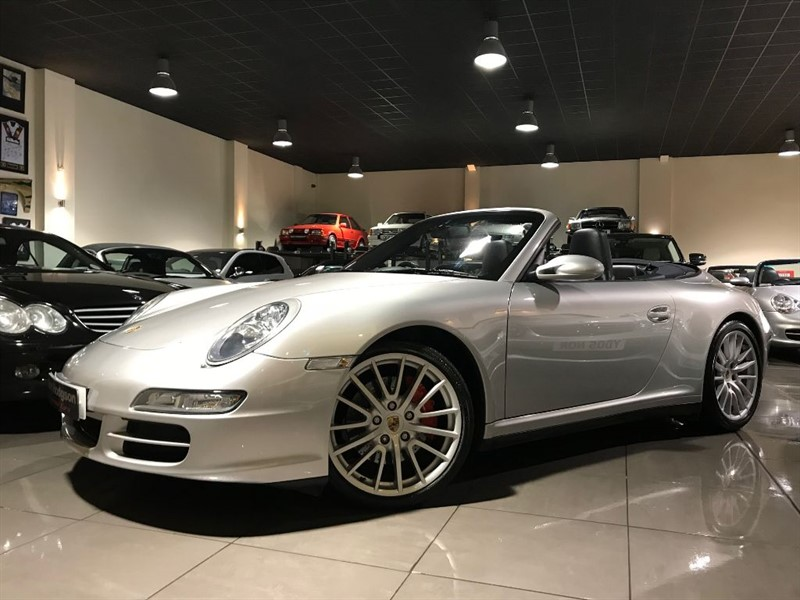 used Porsche 911 CARRERA 4S TIPTRONIC S 997 in lancashire