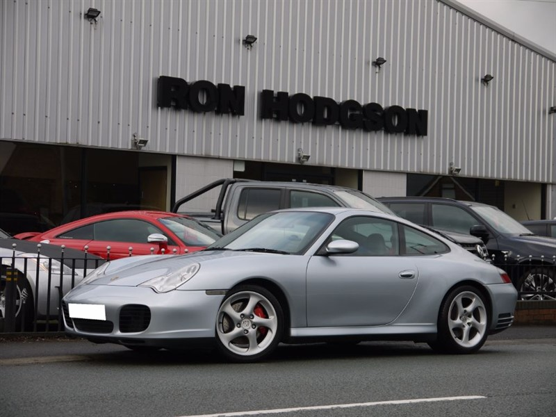 used Porsche 911 CARRERA 4S 996 WIDE BODY in lancashire