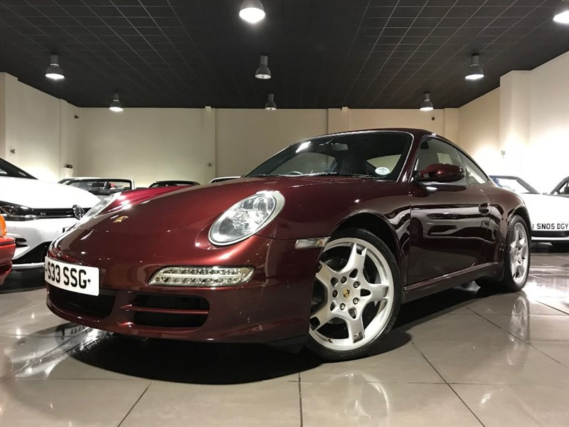 used Porsche 911 Sold Delivering To Portsmouth in lancashire
