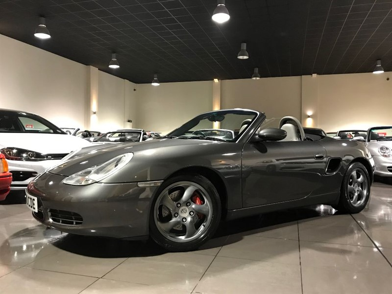 used Porsche Boxster S SPORTS SEATS XENON HEADLIGHTS in lancashire