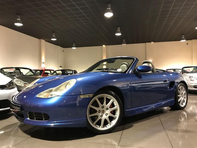 Porsche Boxster for sale