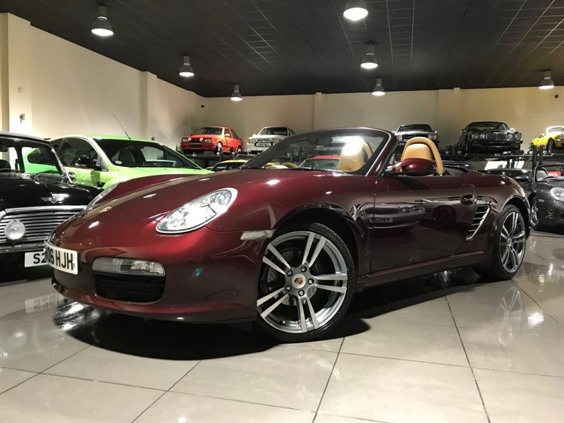 used Porsche Boxster Sold Delivering To Guernsey in lancashire