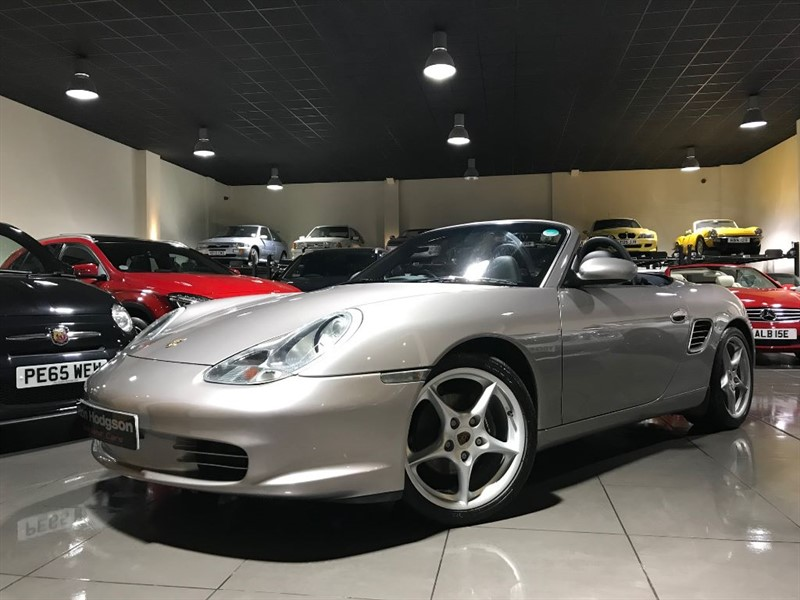 Porsche Boxster for sale