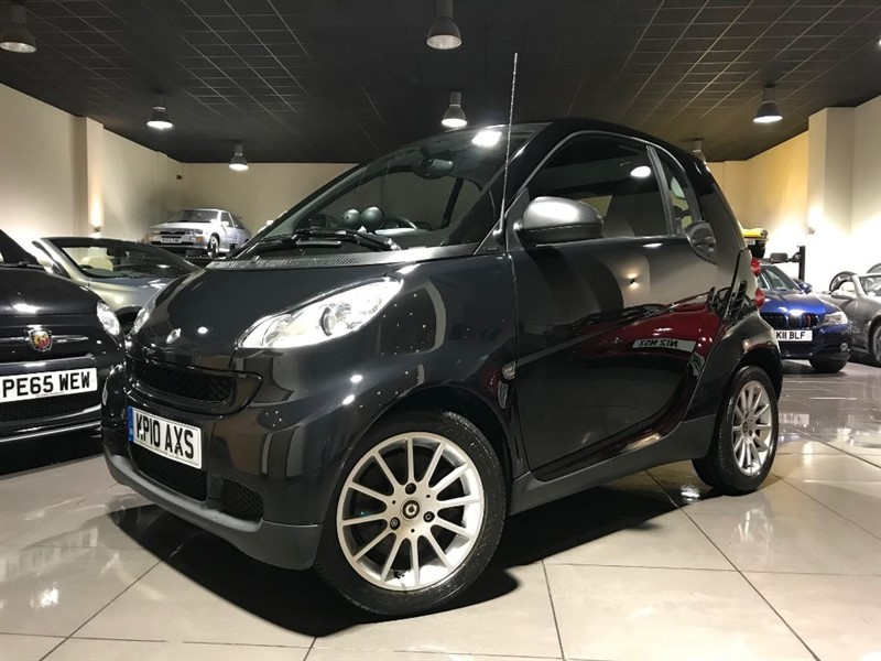 used Smart Car Fortwo Coupe PASSION AIR CON SAT NAV BLUETOOTH HEATED SEATS in lancashire