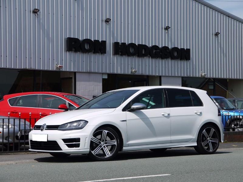 used VW Golf R DSG SAT NAV in lancashire