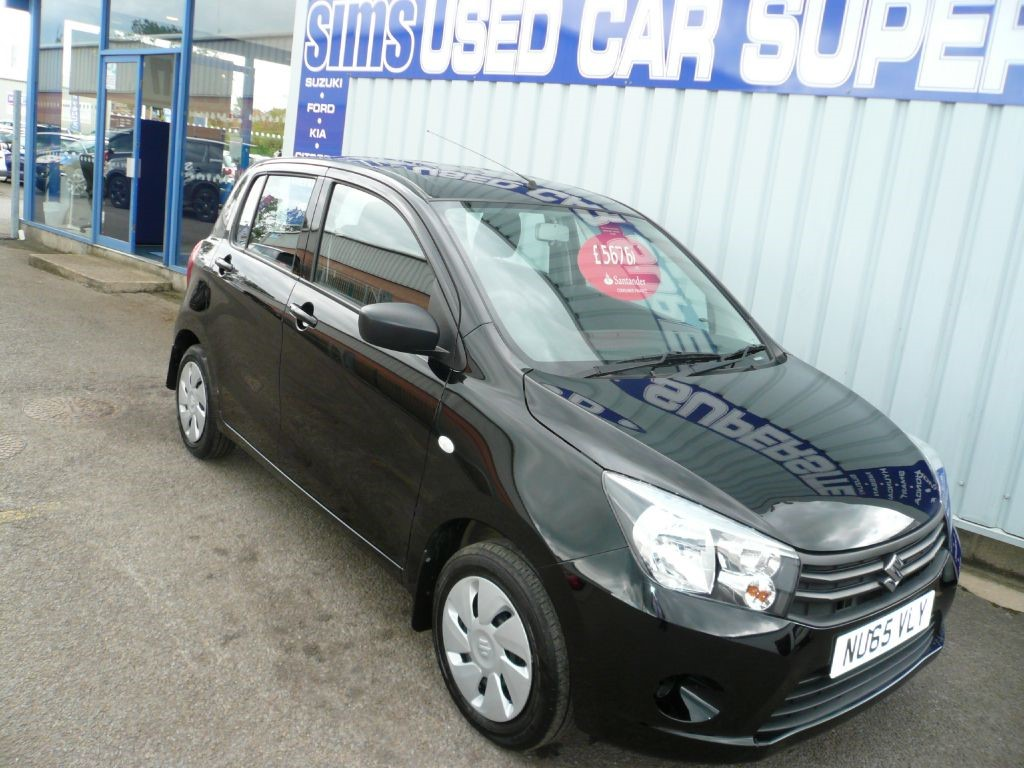 suzuki celerio in darlington durham compucars. Black Bedroom Furniture Sets. Home Design Ideas